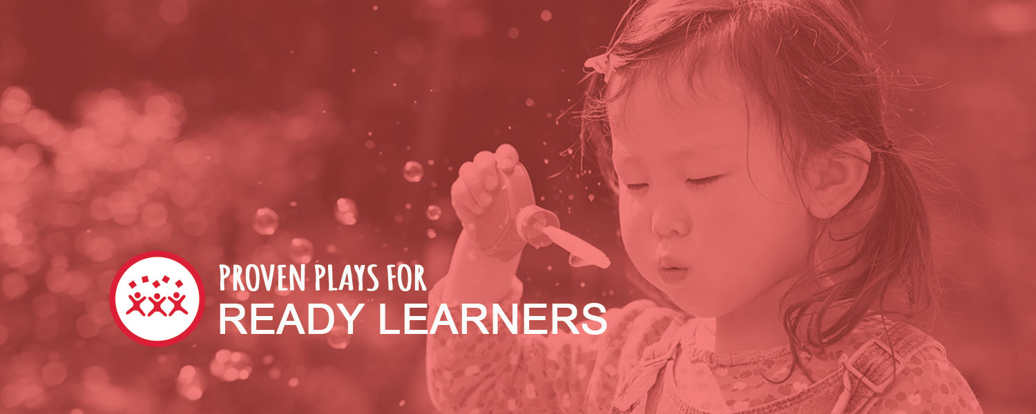 Ready Learners Cover