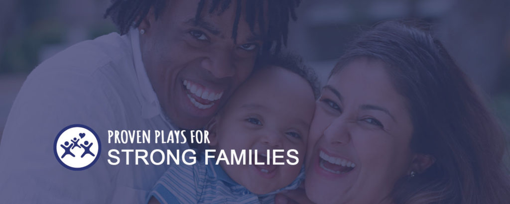 Strong Families Cover Image